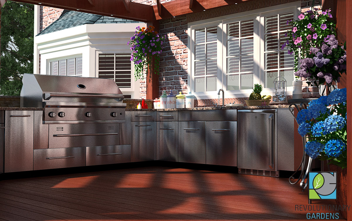 Avoid these 3 outdoor kitchen design mistakes!