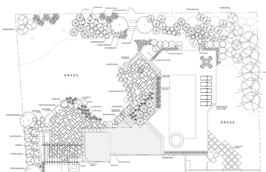 virginia modern landscape design