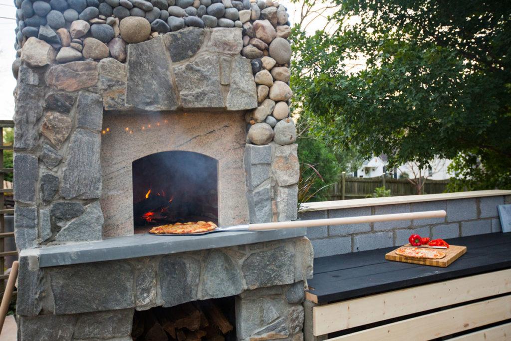 Outdoor kitchens | Culpeper VA - Revolutionary Gardens